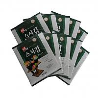 [10매]초밥,마끼,롤,김밥 메카스시김